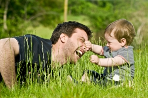 helping fathers nurture children