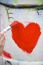 Painting Love