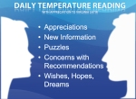 PAIRS Daily Temperature Reading