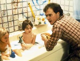 Michael Keaton in Mr. Mom