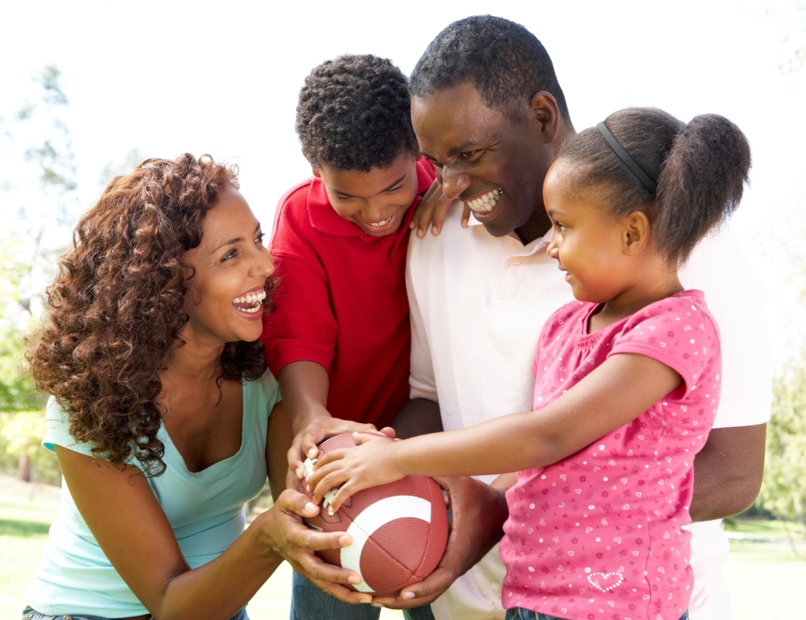 NFL Football Scores with Women