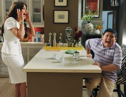 Modern Family Earthquake
