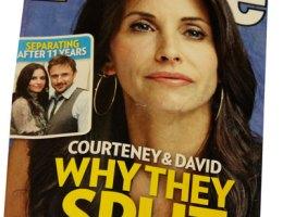 Courtney Cox and David Arquette Breakup