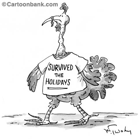 Thanksgiving Family Survival Guide