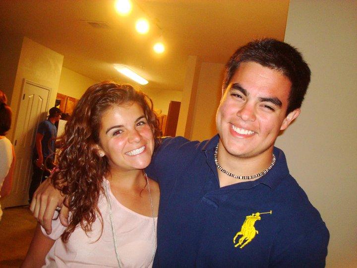 Andrea and Alvaro