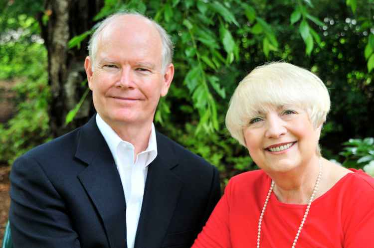 Chuck and Ellen Purcell