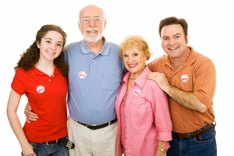 Family Conversations and Voting