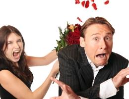 Valentine's Day breakups