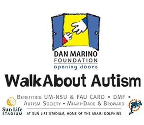 Dan Marino Foundation Walk About Autism