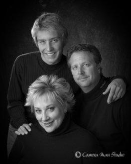 Steve, Josh and Christy Caroll