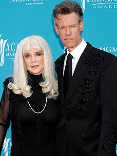 Lib and Randy Travis