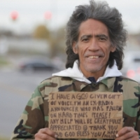 Homeless Man Finds Voice with Cleveland Cavaliers