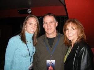 Carlee, Ken and Brenda Roethlisberger