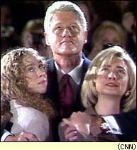 Bill Clinton Family