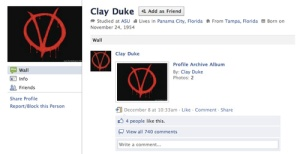 Clay Duke Facebook