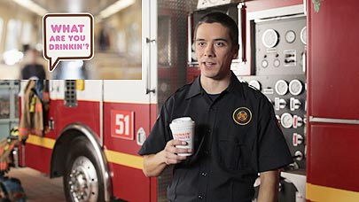Dunkin Donuts Coffee Exercise
