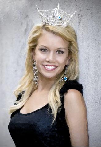 Miss America Teresa Scanlan