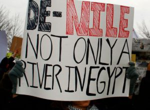 De-Nile not only a river in Egypt