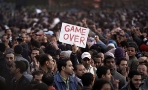 Game Over in Egypt