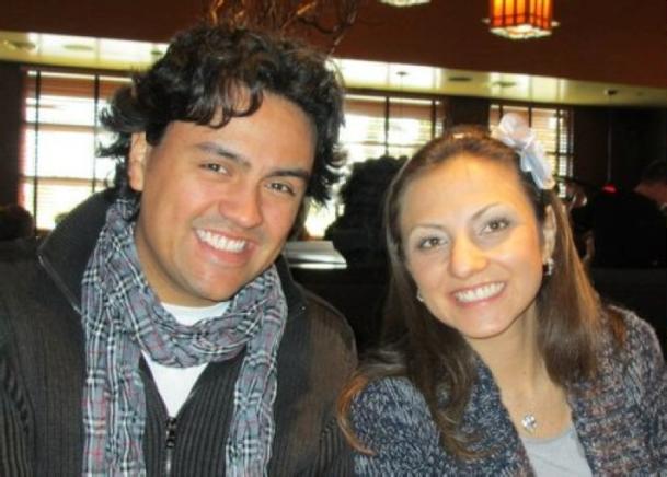 Giovanny and Valentina Castro
