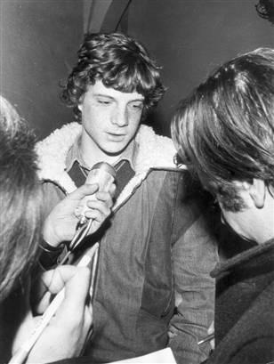J. Paul Getty III in 1973