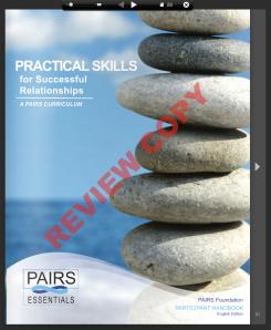 PAIRS Essentials Workbook