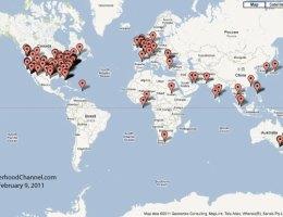 Fatherhood Channel Visitors, 2-9-2011