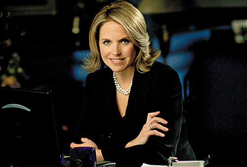 Katie Couric CBS Evening News