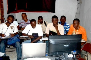 Skype Haiti School