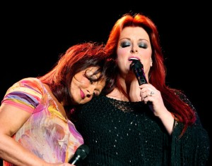 Naomi and Wyonna Judd Stagecoach Country Music Festival
