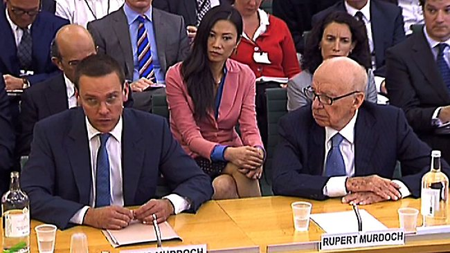 Ruppert Murdoch_Wendi Murdoch
