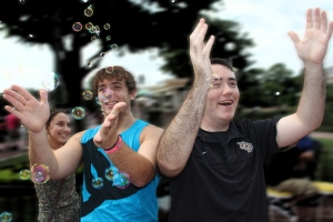 Brothers and Bubbles