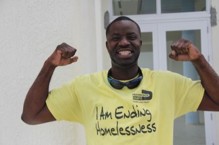 Cedric Halyard Ending Veteran Homelessness