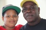 Homeless Veteran and Son