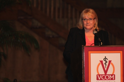 Dixie Tooke-Rawlins, DO, Dean and Executive Vice President of VCOM