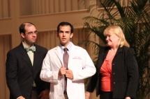 Edward Via College of Osteopathic Medicine (VCOM) White Coat Ceremony Class of 2016