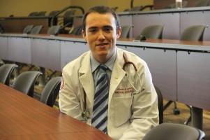Alexander Joshua Eisenberg, VCOM Class of 2016