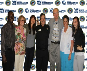 PAIRS VA Training Team at PAIRS Veterans Retreat in San Diego