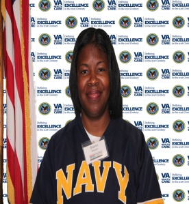 US Navy Chaplain Sharon Wheaton