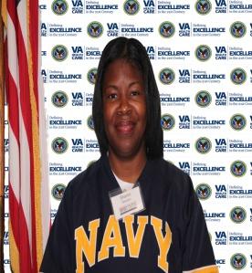 US Navy Chaplain Sharon Wheaton