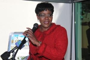 Commissioner Audrey Edmonson