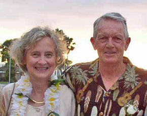 Peggy and James Vaughan 50th Wedding Anniversary