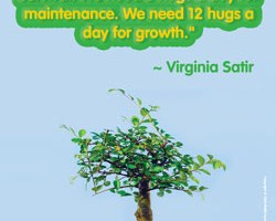 Virginia Satir Daily Hugs