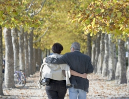 couples beating holiday stress