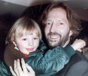 Conor and Eric Clapton