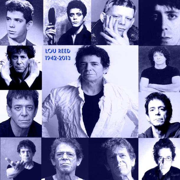 Lou Reed, 1942-2013.