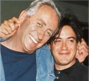 Robert Downey, Sr. and Robert Downey, Jr.