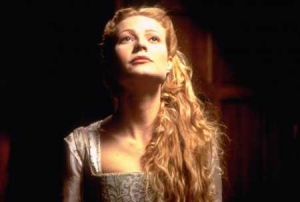 Gwyneth Paltrow as Viola in Shakespeare in Love