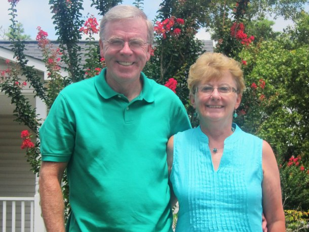 Gary and Deanie Hurst