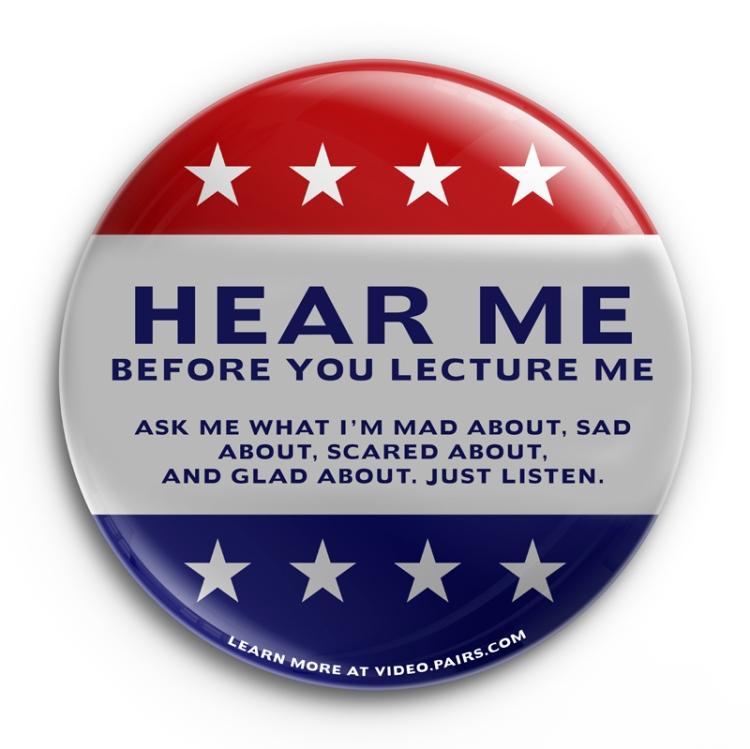 hear me button